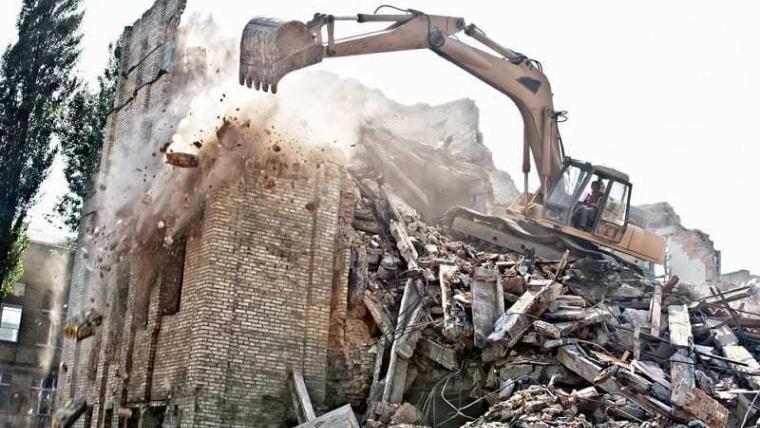Restauración legalidad urbanística por construcción o edificación ilegal