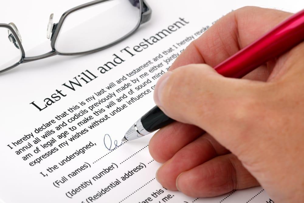 ¿Cómo puedo averiguar si hay hecho un testamento?