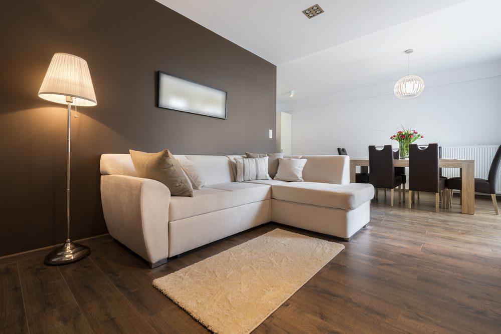 Apartamento de diseño interior moderno - precios del alquiler de vivienda